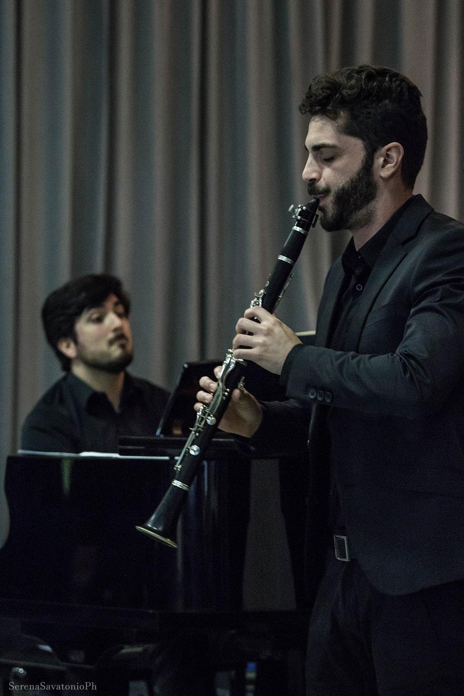 Gianmarco Corinto e Michele Tozzetti