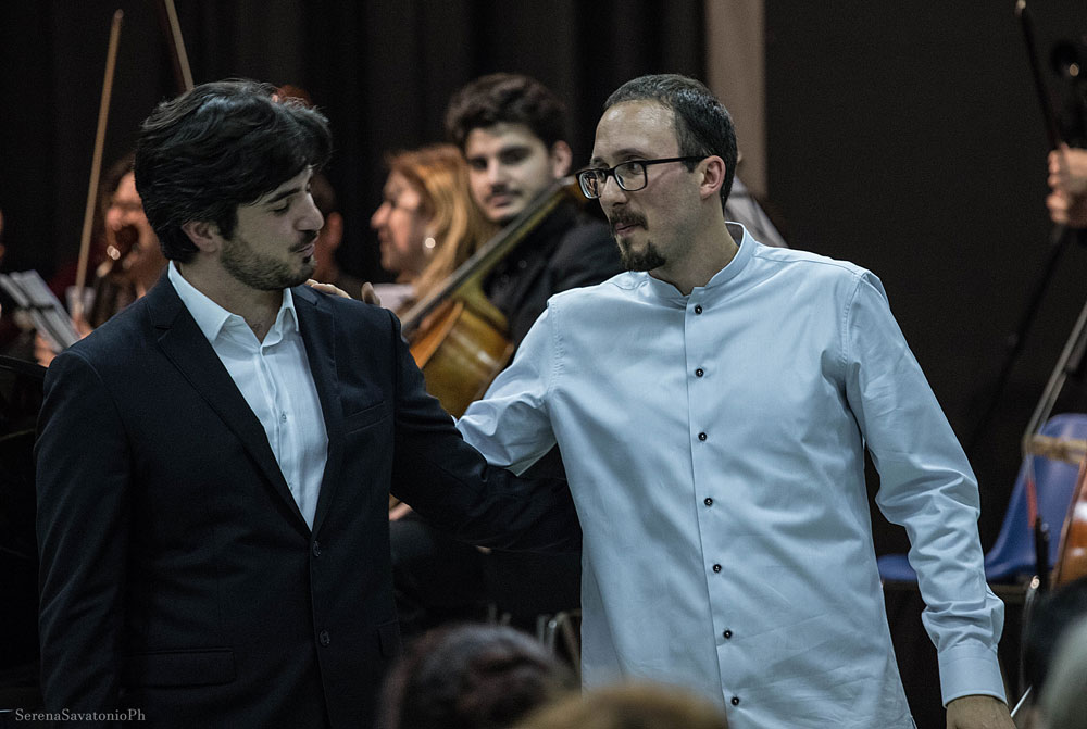 orchestra fattaposta michele tozzetti e riccardo schioppa